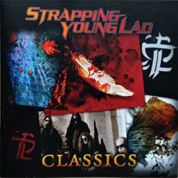 STRAPPING YOUNG LAD ''Classics'' (2009 Finland press, 5099969731525, matrix CD-DATA-MATE 5099969731525 STRAPPING YOUNGLADS, ex-/mint) (CD)