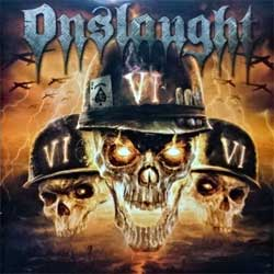 ONSLAUGHT ''VI'' (2013 Russian press, FO1011CD, mint/mint, new) (CD)