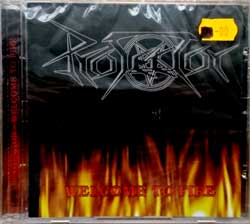 PROTECTOR ''Welcome To Fire'' (2006 Russian press, W.E. 010, mint/mint, still sealed) (CD)