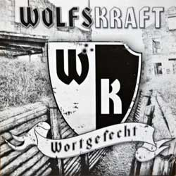 WOLFSKRAFT ''Wortgefecht'' (2006 Switzerland press, NSP 003, ex/mint) (CD)