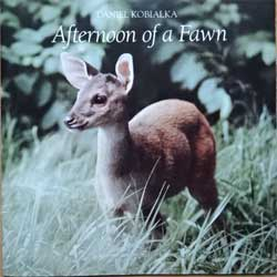 DANIEL KOBIALKA ''Afternoon Of A Fawn'' (1986 Canada press, DK 112, mint/mint) (CD) (D)