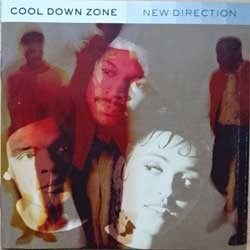 COOL DOWN ZONE ''New Direction'' (1990 German press, DIXCD 84, matrix Sonopress, ex+/mint) (CD) (D)
