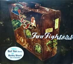 FOO FIGHTERS ''Next Year'' (2000 Australia RARE press, 74321789812, ex/ex) (CD)