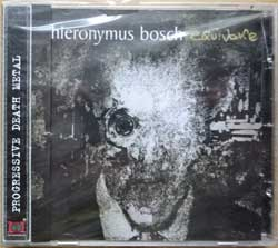 HIERONIMUS BOSCH ''Equivoke'' (2008 Russian press, obi, CDM 1008-2920, mint/mint, still sealed) (CD) (D)