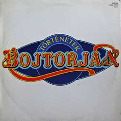 винил LP BOJTORJAN ''Tortenetek'' (1983 Hungarian press, SLPX 17735, ex-/ex)