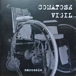 COMATOSE VIGIL ''Narcosis'' (2006 Russian press, CD with pit-work, limited handnumbered edition 132/900, SP. 009-06, near mint/near mint) (CD)