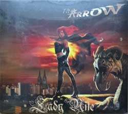 ARROW ''Lady Nite'' (2008 Russian press, limited edition, CDM 0908-2914/book, mint/mint, still sealed) (digipak) (CD) (D)