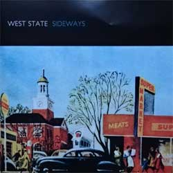 CYCLOTIMIA (WEST STATES) ''Sideways'' (2008 Russian press, SPR 074, mint/ex+) (CD)