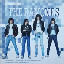 RAMONES ''The Best Of The Ramones'' (2003 Holland press, SI 901614, ex/mint) (CD)