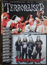 журнал TERRORAISER (The Underground Metal Mirror) № 1(29)/2007