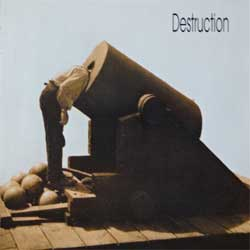 DESTRUCTION ''The Least Successful Human Cannonball'' (Russian RARE limited edition press, BBC 0715, mint/mint) (CD)