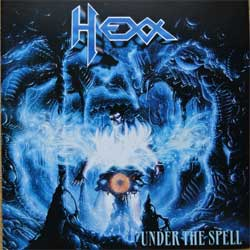 HEXX ''Under The Spell'' (Russian RARE limited edition press, 3984-15412-2, mint/mint) (CD)