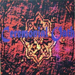 CEREMONIAL OATH ''Carpet'' (Russian RARE limited edition press, BS 02, mint/mint) (CD)
