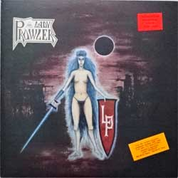 винил LP LADY PROWLER ''Lady Prowler'' (10'') (1994 Russian MEGA RARE press, 2 funclub stickers, order 201, edition 1000, mint/mint)