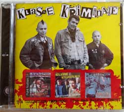 KLASSE KRIMINALE ''The Collection 1999-2001 (The Mad Butcher Years)'' (2011 Germam press, new, sealed) (CD)
