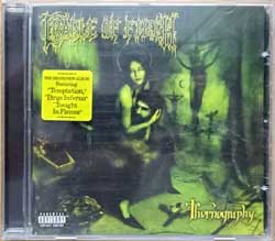 CRADLE OF FILTH ''Thornography'' (2006 Holland press, sticker, RR 8113-2, optimal media production, vg+/ex) (CD)