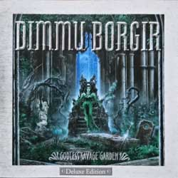 DIMMU BORGIR ''Godless Savage Garden'' (1998 RI 2006 German press, deluxe edition, bonus tracks, 27361 1719-2/NB 1719-2, Technicolor, ex-/mint) (CD)