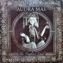 винил LP AUDRA MAE ''The Happiest Lamb'' (2010 USA press, innersleeve, download card, SD1416-1, ex/ex+)