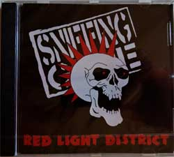 SNIFFING GLUE ''Red Light District'' (2006 German press, new, sealed) (CD)