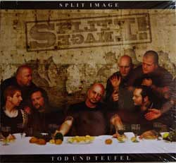 SPLIT IMAGE ''Tod Und Teufel'' (2007 German press, new, sealed) (digipak) (CD)