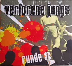 VERLORENE JUNGS ''Runde 8'' (2009 German press, new, sealed) (digipak) (CD)