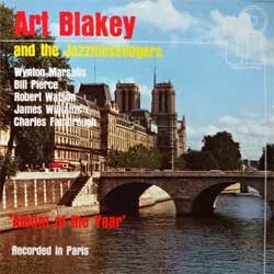 винил LP ART BLAKEY AND THE JAZZMESSENGERS ''Album Of The Year'' (1981 Holland press, SJP 155, ex+/ex+)