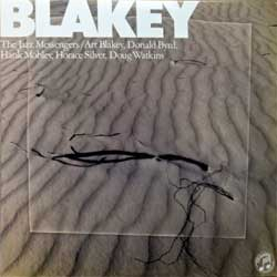 винил LP ART BLAKEY & THE JAZZ MESSENGERS ''The Jazz Messengers'' (1956 RI 1981 USA press, PC 37021, ex-/mint)