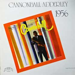 винил LP CANNONBALL ADDERLEY ''In The Land Of Hi-Fi'' (1956 RI 1975 USA press, TLP-5573, ex/near mint)