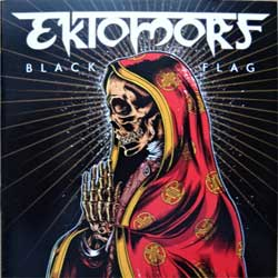 EKTOMORF ''Black Flag'' (2012 Russian press, FO929CD, mint/mint, new)(CD)