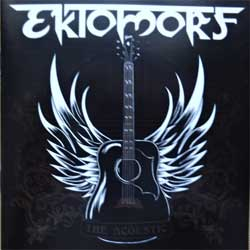 EKTOMORF ''The Acoustic'' (2012 Russian press, FO896CD, mint/mint, new)(CD)