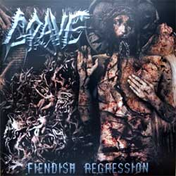 GRAVE ''Fiendish Regression'' (2004 Russian press, FO402CD, mint/mint, new)(CD)