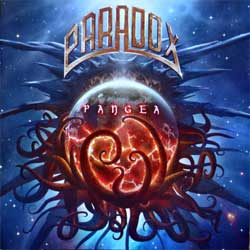 PARADOX ''Pangea'' (2016 Russian press, FO1224CD, mint/mint, new)(CD)