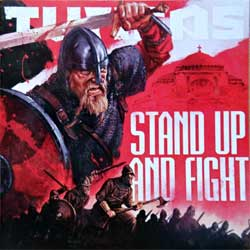TURISAS ''Stand Up And Fight'' (2011 Russian press, FO849CD, mint/mint, new)(CD)