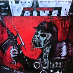 VOIVOD ''War And Pain'' (1984 RI 2006 Russian press, FO588CD, mint/mint, new)(CD)