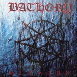 винил LP BATHORY ''Octagon'' (1995 RI 2014 Sweden press, heavy 180 gr vinyl, BMLP666-11, new, sealed)