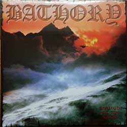винил LP BATHORY ''Twilight Of The Gods'' (2LP) (1991 RI 2014 Sweden press, heavy 180 gr vinyl, BMLP666-6, new, sealed)