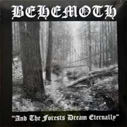 винил LP BEHEMOTH ''And The Forests Dream Eternally'' (1995 RI 2013 Poland press, MMLP0169, new, sealed)