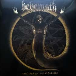 винил LP BEHEMOTH ''Pandemonic Incantations'' (1998 RI 2018 UK press, gatefold, limited edition, ORANGE VINYL, BOBV621LPLTD, new, sealed)