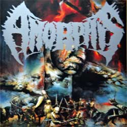AMORPHIS ''The Karelian Isthmus'' (1992 RI 2005 Russian press, 6 bonustracks, IROND CD 05-1002, mint/mint, new)(CD)
