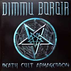 DIMMU BORGIR ''Death Cult Armageddon'' (2003 Russian press, bonustrack, IROND CD 03-666, mint/mint, new)(CD)