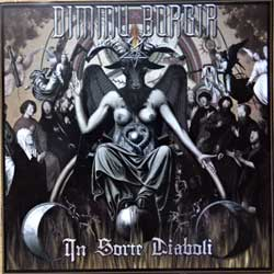 DIMMU BORGIR ''In Sorte Diaboli'' (2007 Russian press, IROND CD 07-1275, mint/mint, new)(CD)
