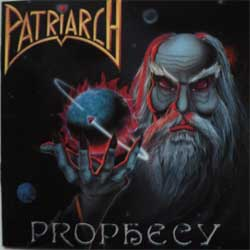 PATRIARCH ''Condemned'' (RARE  limited edition press) (CD)