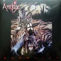 винил LP AMEBIX ''Monolith'' (1987 RI 2010 UK press, gatefold, heavy 180 gr vinyl, BOBV217LP, new, sealed)