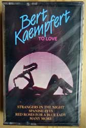 аудиокассета BERT KAEMPFERT AND HIS ORCHESTRA ''To Love'' (1987 USA press, Dolby, BT 19898, mint/mint, still sealed!) (MC3475)