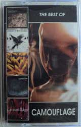 аудиокассета CAMOUFLAGE ''The Best Of'' (2002 semi-official press, sealed)(MC182)