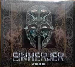 EINHERJER ''Av Oss, For Oss'' (2014 Norway press, bonustrack, limited edition 1000 copies, INDIE125CDL, new, sealed) (digipak) (CD)