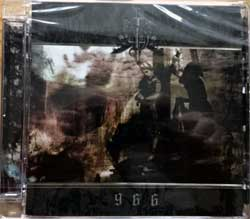 HELLVETO ''966'' (2007 Singapore press, super-jewel-case, ASH 030 CD, new, sealed) (CD)