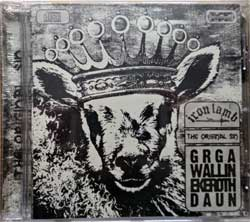 IRON LAMB ''The Original Sin'' (2011 Singapore press, ASH 085 CD, new, sealed) (CD)