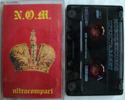 аудиокассета НОМ ''Ultracompact'' (1995 RARE General press, ex)(MC222)