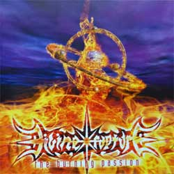 DIVINE RAPTURE ''The Burning Passion'' (2003 France press, POSH051, matrix Disctronics, mint/mint) (CD)